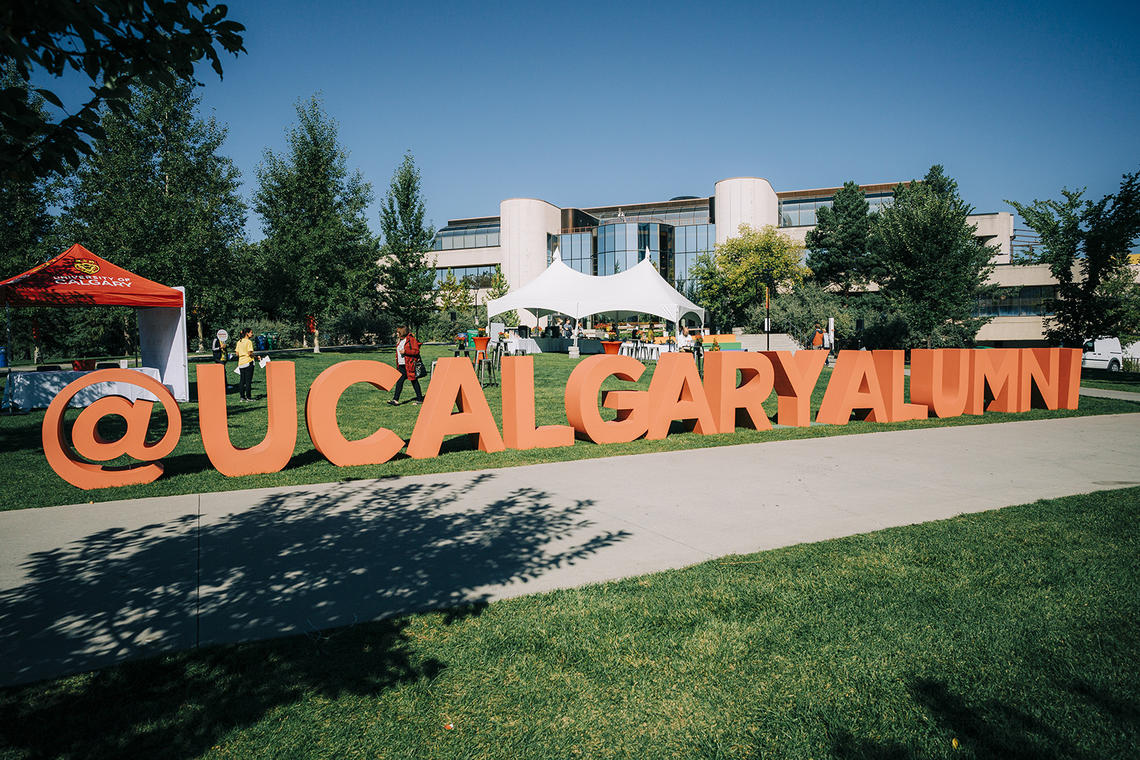 UCalgary Alumni Weekend 2019